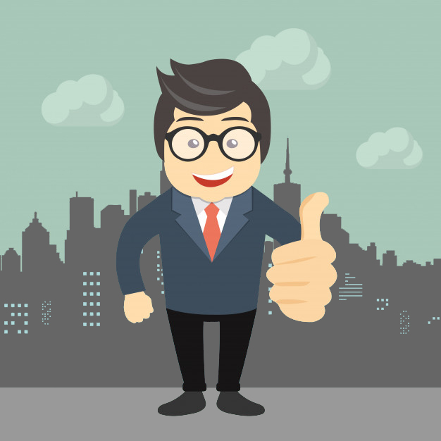 feliz-hombre-negocios-haciendo-pulgares-arriba-signo_1325-454grey